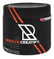 Results Nutrition - Creatify Concentrated Creatine Nitric Oxide Delivery System Furious Punch - 290 Grams