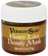 Vermont Soapworks - Honey Love Beauty Mask - 2.5 oz.