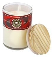 Terra Essential Scents - Massage & Intention Soy Candle Romance - 2.5 oz.
