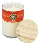 Terra Essential Scents - Massage & Intention Soy Candle Love - 2.5 oz.