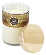 Terra Essential Scents - Massage & Intention Soy Candle Peace - 2.5 oz.