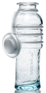 BottlesUp - Glass Water Bottle Ice - 16 oz.