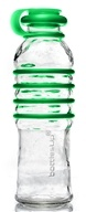 BottlesUp - Glass Water Bottle Green - 22 oz.
