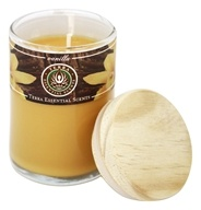 Terra Essential Scents - Seasonal Soy Candles Vanilla - 2.5 oz.