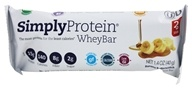 SimplyProtein - WheyBar Protein Bar Banana Butterscotch - 1.4 oz.