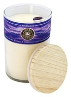 Terra Essential Scents - Massage & Intention Soy Candle Meditation - 12 oz.