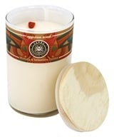 Terra Essential Scents - Massage & Intention Soy Candle Egyptian Musk - 12 oz.