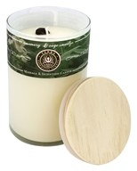 Terra Essential Scents - Massage & Intention Soy Candle Rosemary & Sage Smudge - 12 oz.