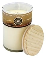 Terra Essential Scents - Massage & Intention Soy Candle New Beginnings - 12 oz.