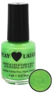 Hugo Naturals - Play Love Laugh Nail Polish Go for the Green - 0.27 oz.