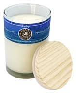 Terra Essential Scents - Massage & Intention Soy Candle Healing - 12 oz.
