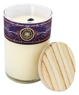 Terra Essential Scents - Massage & Intention Soy Candle Shaman Sage Smudge - 12 oz.
