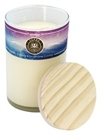 Terra Essential Scents - Massage & Intention Soy Candle Energy - 12 oz.