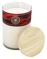 Terra Essential Scents - Massage & Intention Soy Candle Romance - 12 oz.