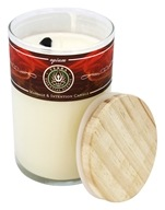 Terra Essential Scents - Massage & Intention Soy Candle Opium - 12 oz.
