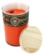 Terra Essential Scents - Seasonal Soy Candle Coconut - 12 oz.