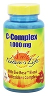 Nature's Life - C-Complex 1000 mg. - 50 Tablets