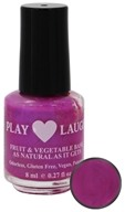 Hugo Naturals - Play Love Laugh Nail Polish Royal Princess - 0.27 oz.