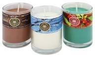 Terra Essential Scents - Votive Gift Set - 3 Pack