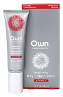 Own Beauty - Radiance Brightening Day Lotion 20 SPF - 1.7 oz.