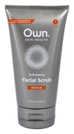 Own Beauty - Renew Exfoliating Facial Scrub - 5 oz.