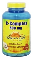 Nature's Life - C-Complex 500 mg. - 250 Tablets
