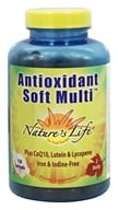 Nature's Life - Antioxidant Soft Multi - 120 Softgels