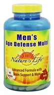 Nature's Life - Men's Age Defense Multi - 60 Tablets