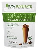 RGO - Organic Vegan Protein Chocolate - 10.37 oz.