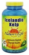 Nature's Life - Icelandic Kelp - 1000 Tablets