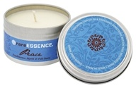 RareEssence - Spa Travel Tin Candle Peace - 4 oz.