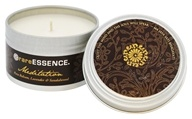 RareEssence - Spa Travel Tin Candle Meditation - 4 oz.