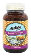Montana Naturals - Royal Jelly 500 - 30 Capsules