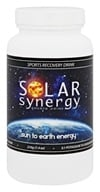 Mt. Capra Products - Solar Synergy Sports Recovery Drink Berry Flavor - 210 Grams