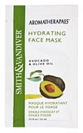 Aromatherapaes - Hydrating Face Mask Avocado & Olive Oil - 0.75 oz.