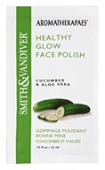 Aromatherapaes - Healthy Glow Face Polish Cucumber & Aloe Vera - 0.75 oz.