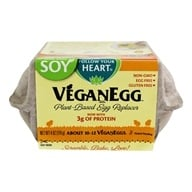 Follow Your Heart - Oeuf de Vegan - 4 once.