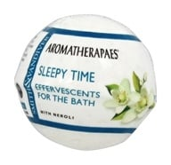 Aromatherapaes - Effervescents For The Bath Sleepy Time with Neroli - 2.8 oz.