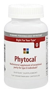 D'Adamo Personalized Nutrition - Phytocal O - 120 Vegetarian Capsules