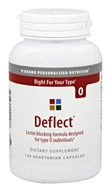 D'Adamo Personalized Nutrition - Deflect O - 120 Vegetarian Capsules