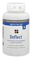 D'Adamo Personalized Nutrition - Deflect A - 60 Vegetarian Capsules