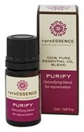 RareEssence - Aromatherapy 100% Pure Essential Oil Blend Purify - 5 ml.