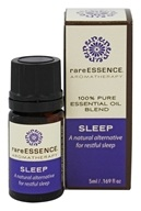 RareEssence - Aromatherapy 100% Pure Essential Oil Blend Sleep - 5 ml.