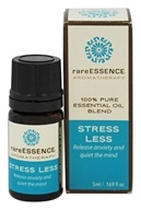 RareEssence - Aromatherapy 100% Pure Essential Oil Blend Stress Less - 5 ml.
