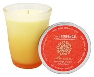 RareEssence - Aromatherapy Spa Candle Awaken Orange - 7 oz.