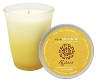 RareEssence - Aromatherapy Spa Candle Refresh Yellow - 7 oz.