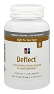 D'Adamo Personalized Nutrition - Deflect B - 120 Vegetarian Capsules