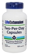 Life Extension - Two-Per-Day Capsules - 120 Capsules