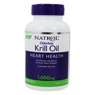 Natrol - Omega-3 Krill Oil 1000 mg. - 30 Softgels