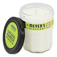 Mrs. Meyer's - Clean Day Scented Soy Candle Lemon Verbena - 4.9 oz.